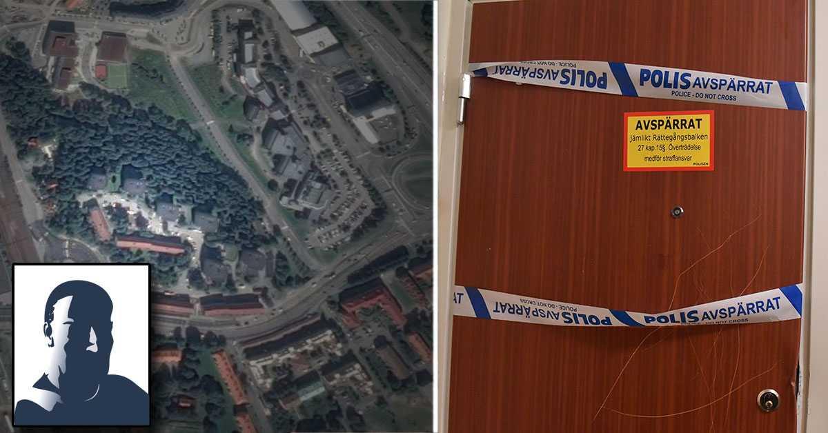 22-årig man misstänks för badkars-mord i Solna  ecb7bc97b111d