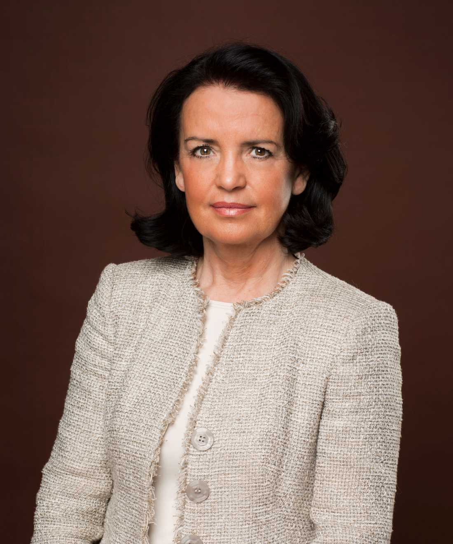 Anne Ramberg, advokatsamfundets ordförande