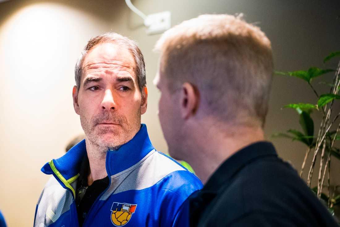 Tomas Svensson tar över som svensk målvaktstränare.
