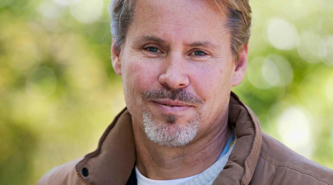 Martin Jakobsson, forskare i  maringeologi och geofysik vid Stockholms Universitet