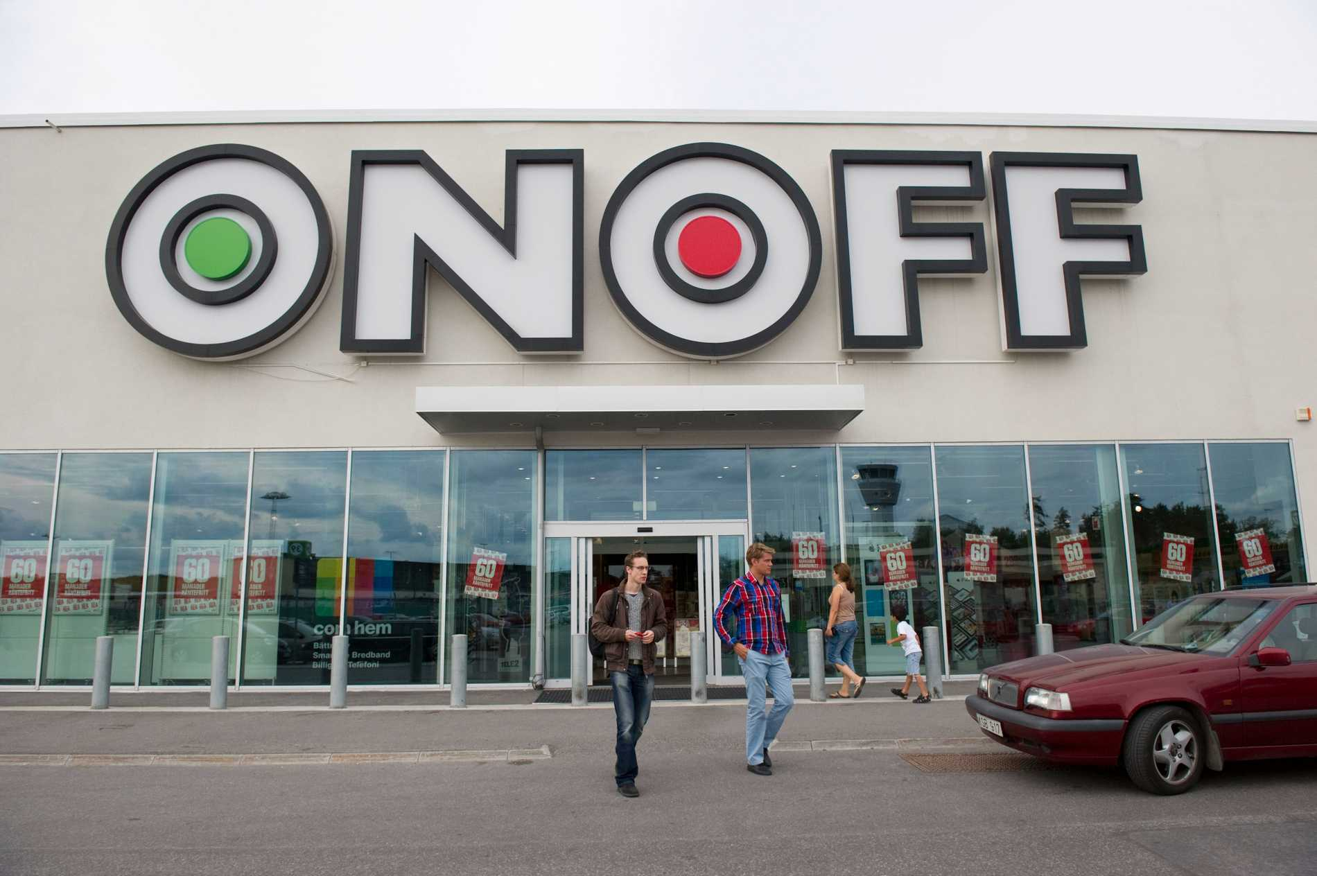 Onoff gick i konkurs 2011.