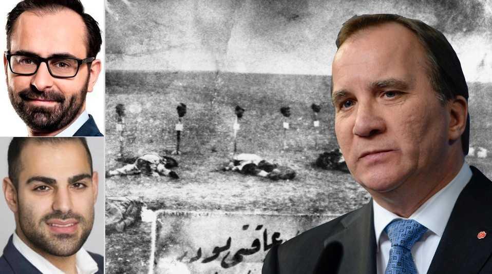 I morgon söndag manifesteras folkmorden på över en miljon assyrier och armenier i Ottomanska riket 1915. Våra sår är fortfarande öppna och kommer aldrig läka förrän vi får ett erkännande och en ursäkt av den turkiska regeringen. Stefan Löfven, du har fortfarande tid på dig att sträcka ut en hjälpande hand, skriver debattörerna.