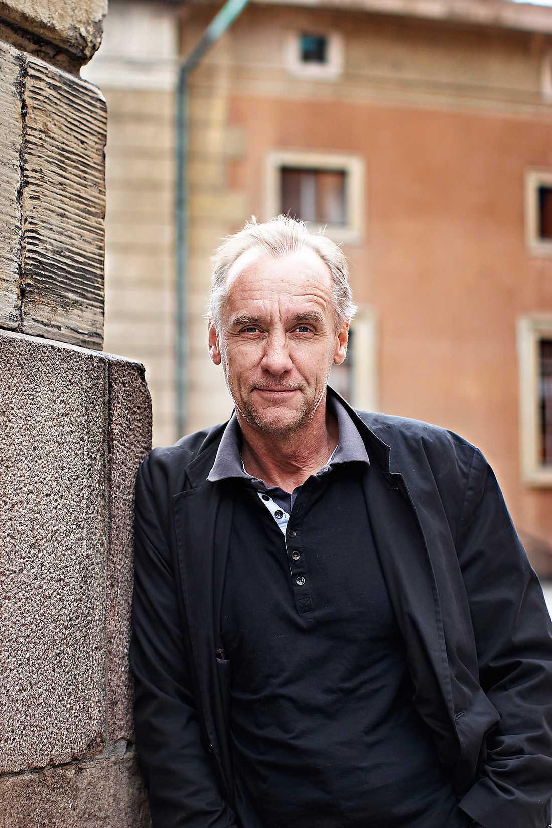 Håkan Nesser. Foto: Caroline Andersson