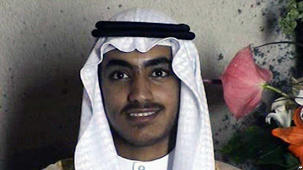 Hamza bin Ladin tros vara född 1989.