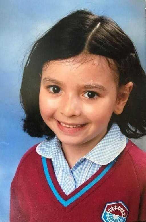 Tamzin Belkadi, 6 år