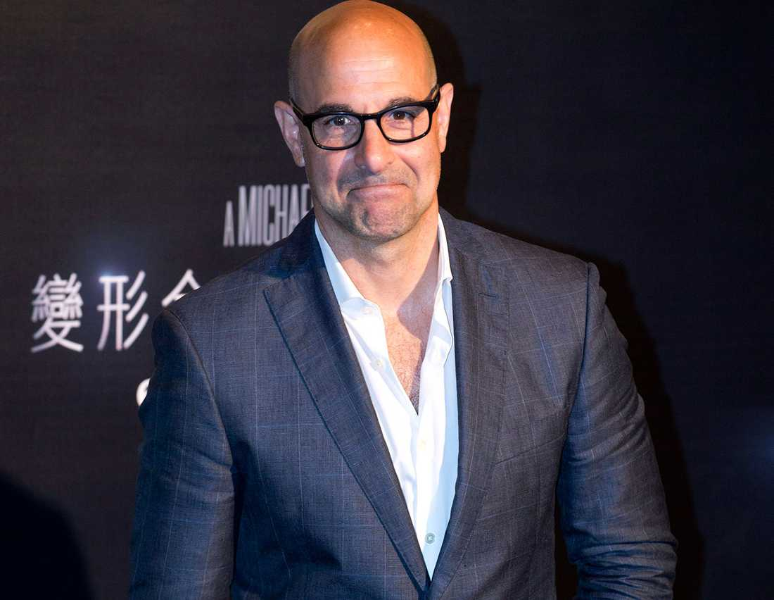 Stanley Tucci.