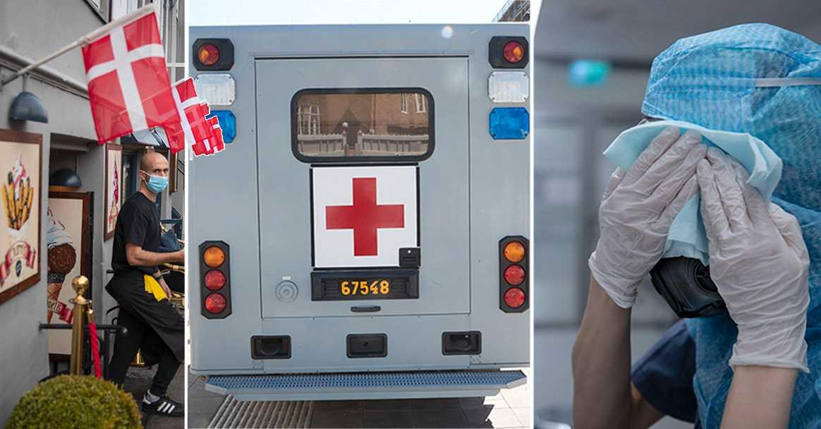 Sverige säger ja till utlandshjälp – danska bussar redo