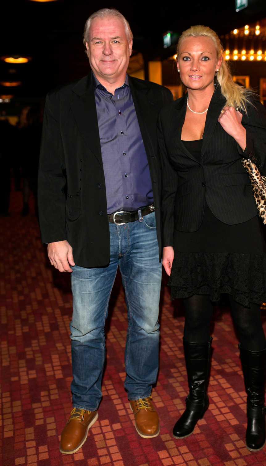 I våras gjorde Glenn Hysén och Therese Skoglund slut, efter två år tillsammans.