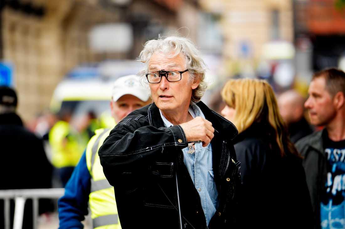Nämndemannen Steffen Martinsson.