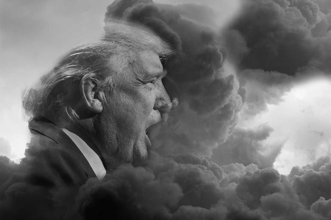 Trump är känd för att förneka klimatförändringarna och menar att de inte är orsakade av människan. Han har lovat att riva upp Parisavtalet om han kommer till makten.