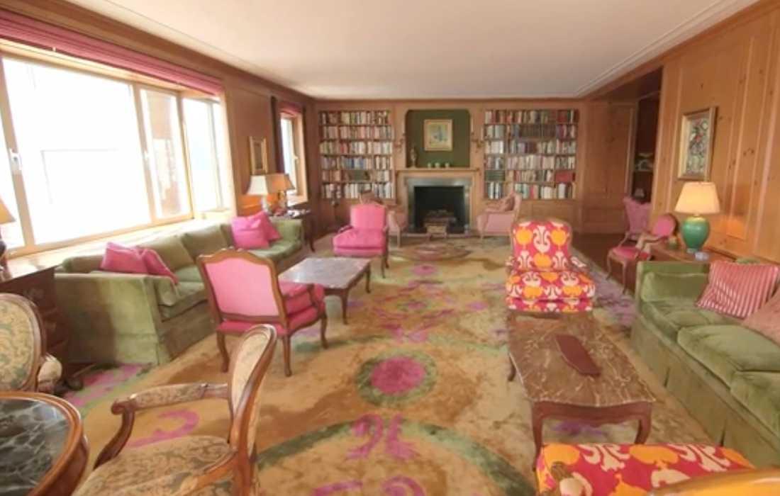 Lägenheten säljs nu för första gången på 64 år.