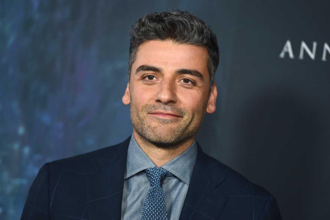 """Oscar Isaac spelar den manliga huvudrollen i den internationella nyversionen av Ingmar Bergmans tv-serie """"Scener ur ett äktenskap"""". Arkivbild."""