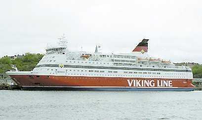 Det var efter en resa med Finlandsfärjan Mariella som Leksell fastnade i kontrollen.