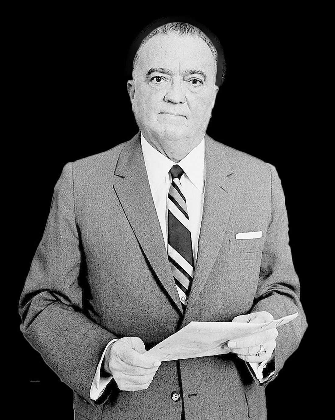FBI-chefen J Edgar Hoover startade en hemlig aktion mot Svarta pantrarna.