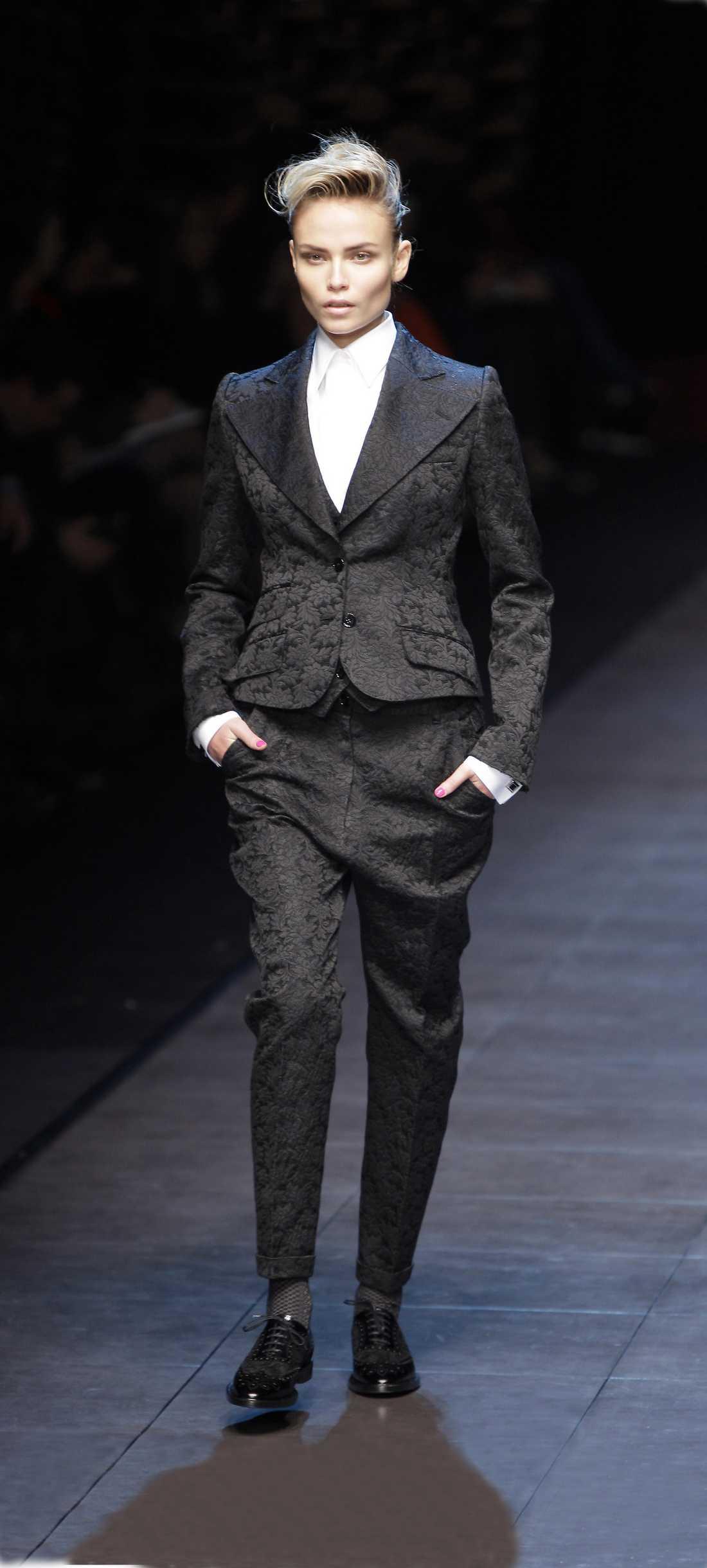 Maskulint Dolce & Gabbana.