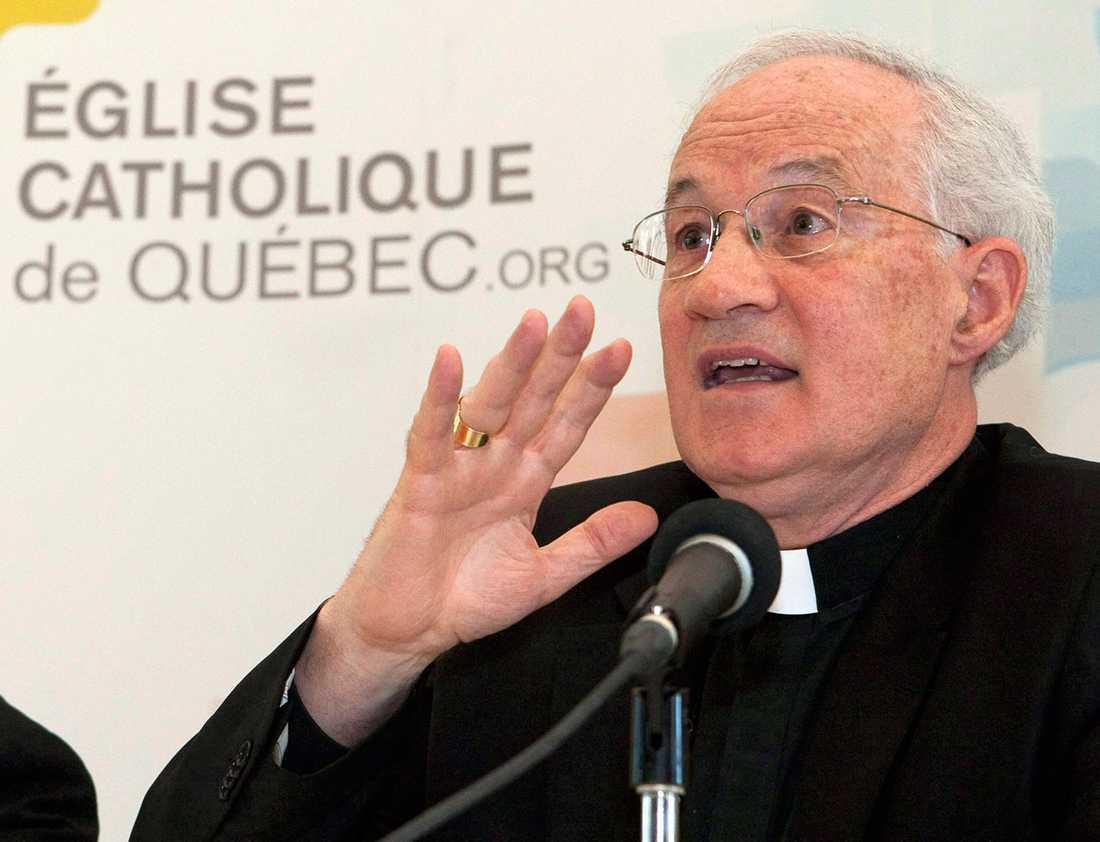 Marc Ouellet.