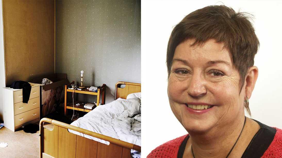 Marie Carlsson (S), ordförande i arbetsmarknads- och socialförvaltningen.