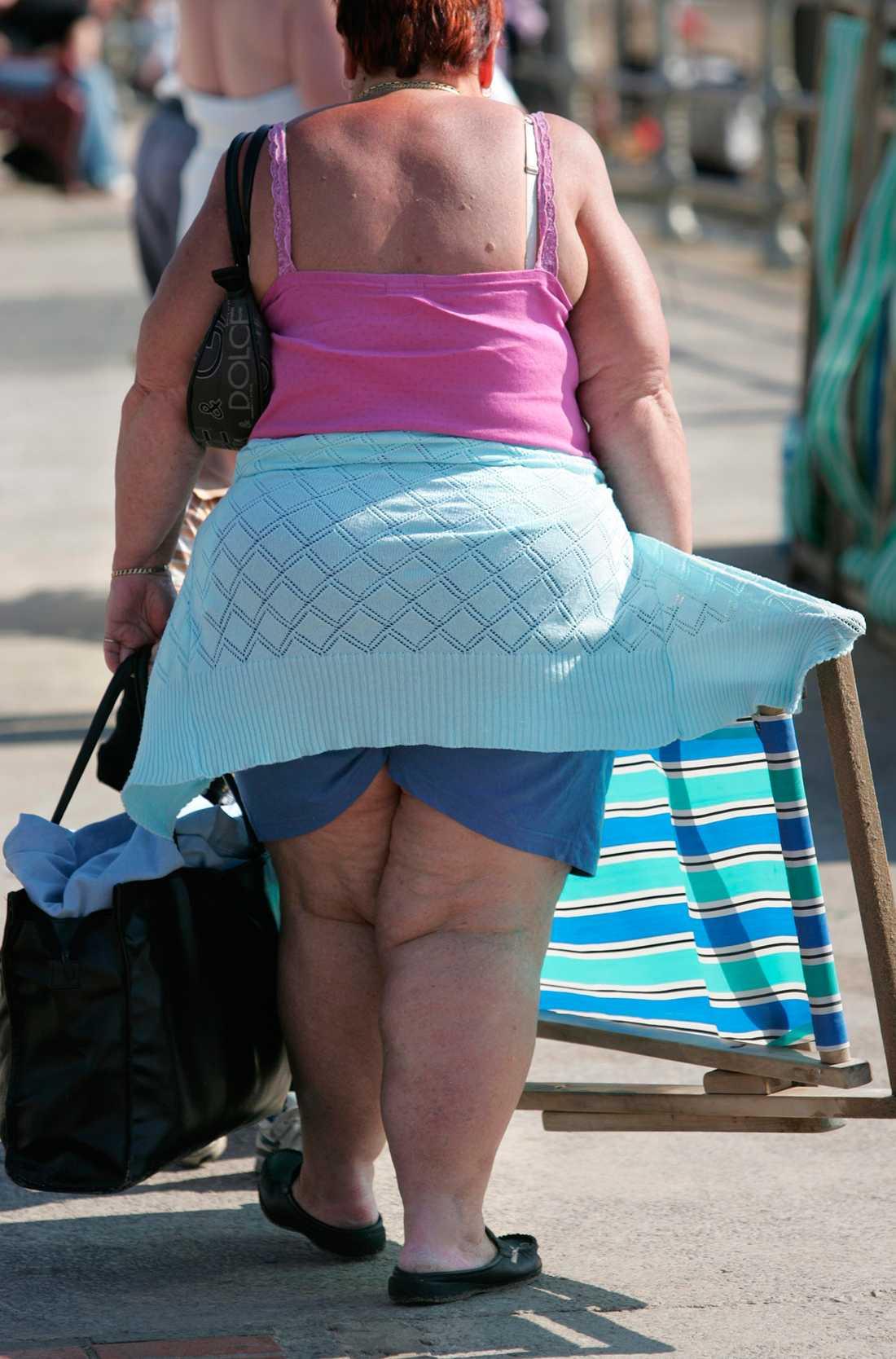 Bland kvinnor kommer förekomsten av fetma att öka från 12 procent (2010) till 22 procent år 2030.