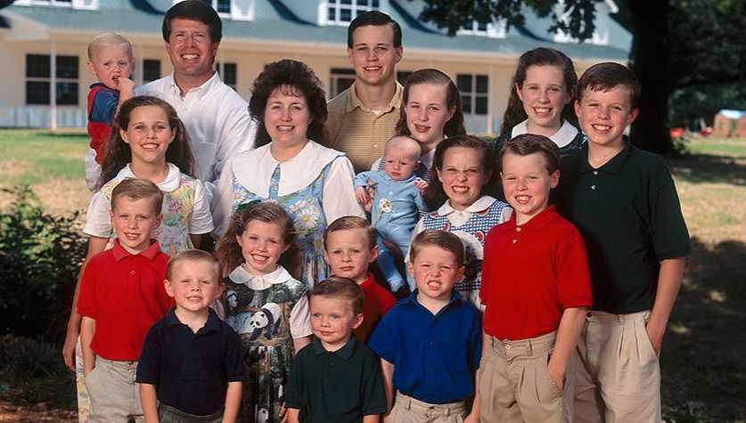 Familjen Duggar.