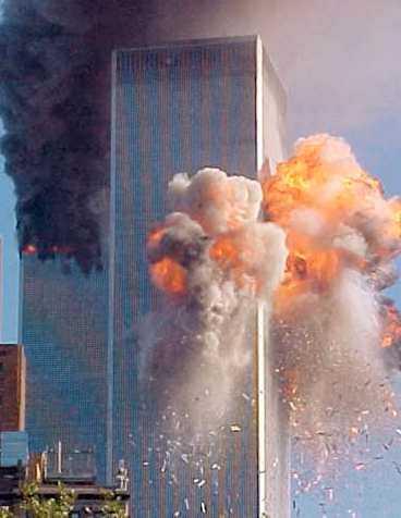 """Omars morbror väckte honom den elfte september 2001. """"Se vad din pappa har gjort!"""", skrek han."""