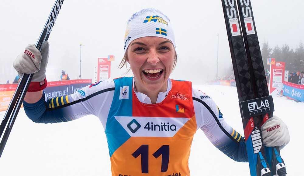Louise Lindström.