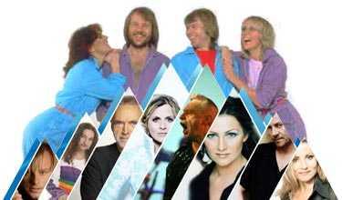 I helgen backar ABBA:s originalmusiker upp artister som DiLeva och Jerry Williams. Och som bonus är Clabbe af Geijerstam konferencier under kvällen.