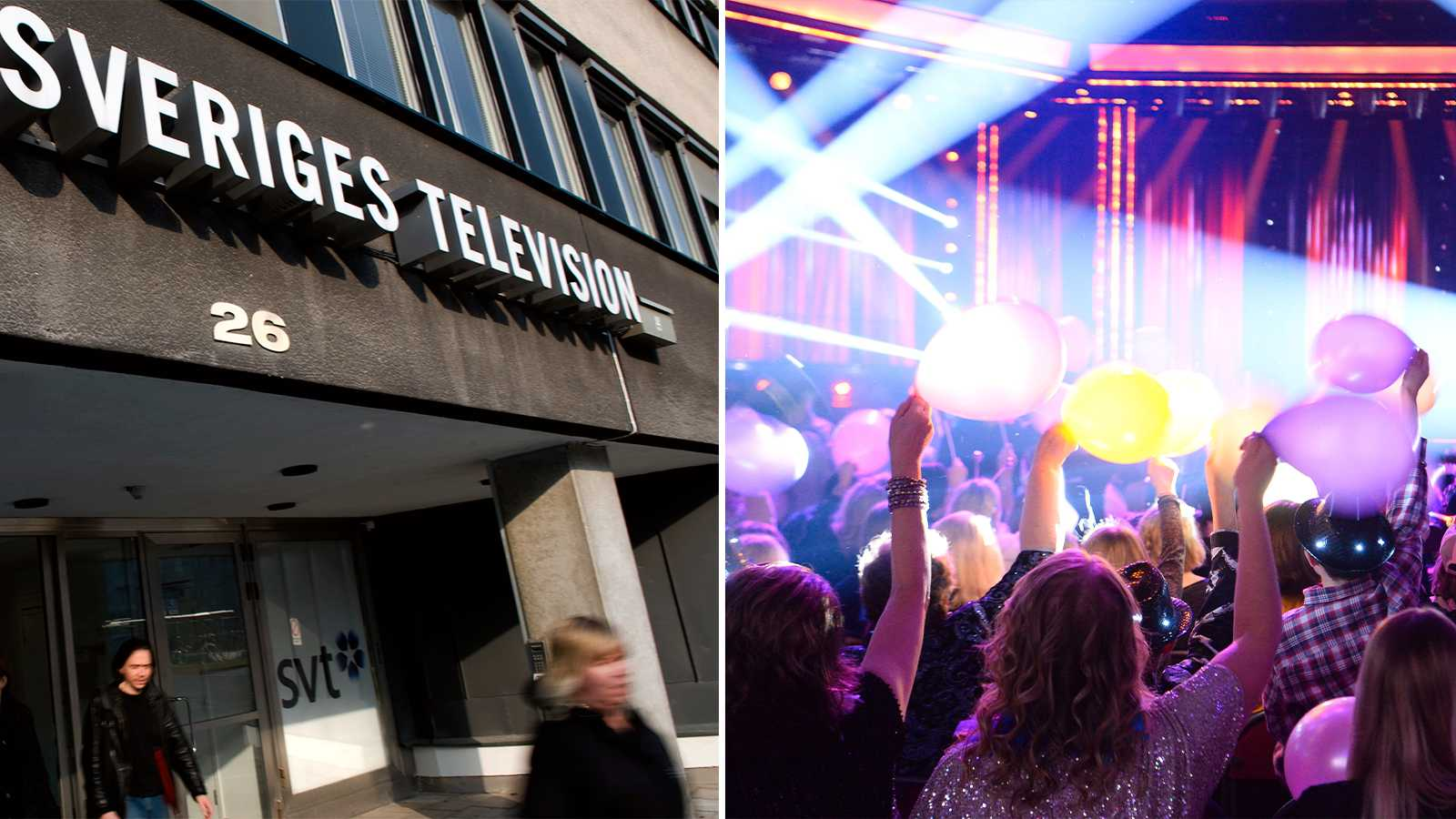 SVT i krismöte efter danska beslutet om Mello