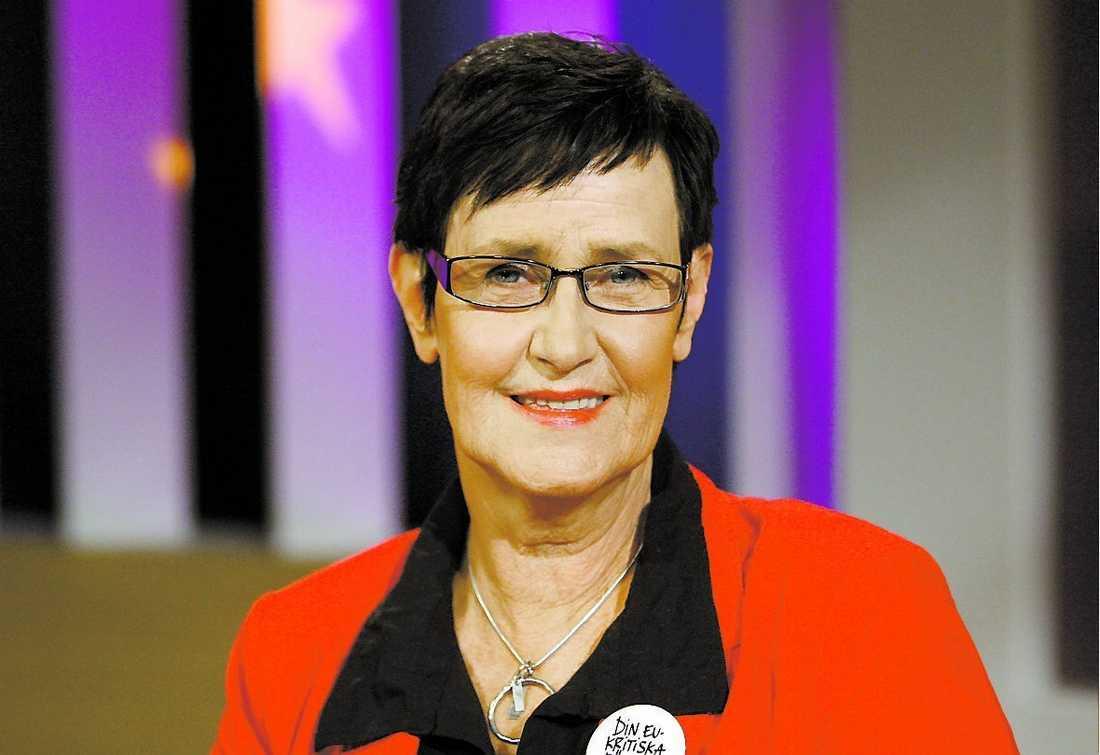 Eva-Britt Svensson.