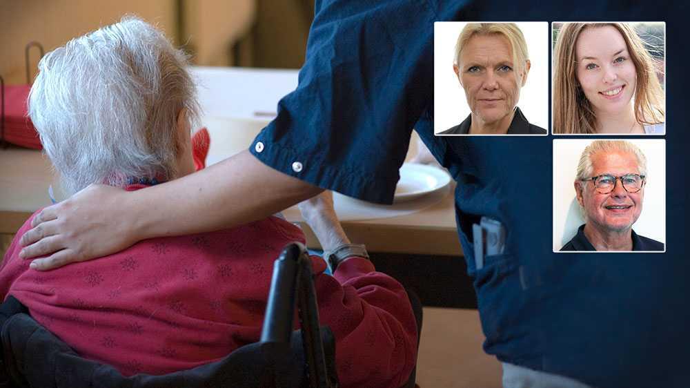 Personal inom äldreomsorgen ska vara certifierade och behärska svenska språket väl i tal och skrift. Detta ska vara ett krav vid anställning. Det är en fråga som vi driver både i Uppsala kommun och i Sveriges riksdag, skriver Ann-Christine From Utterstedt, Linnea Bjuhr och Anders Sehlin (SD).