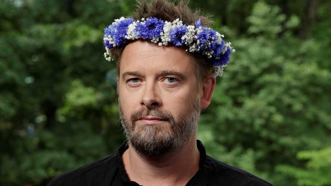 Jesper Waldersten, illustratör och konstnär.