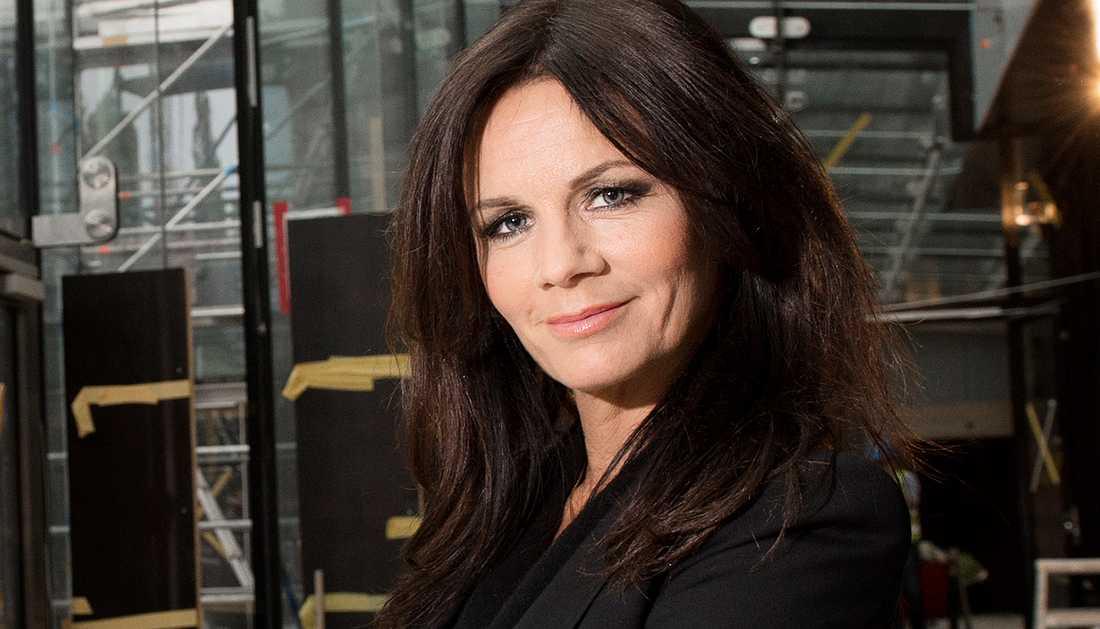 Lena Philipsson spelar i julkalendern 2018.