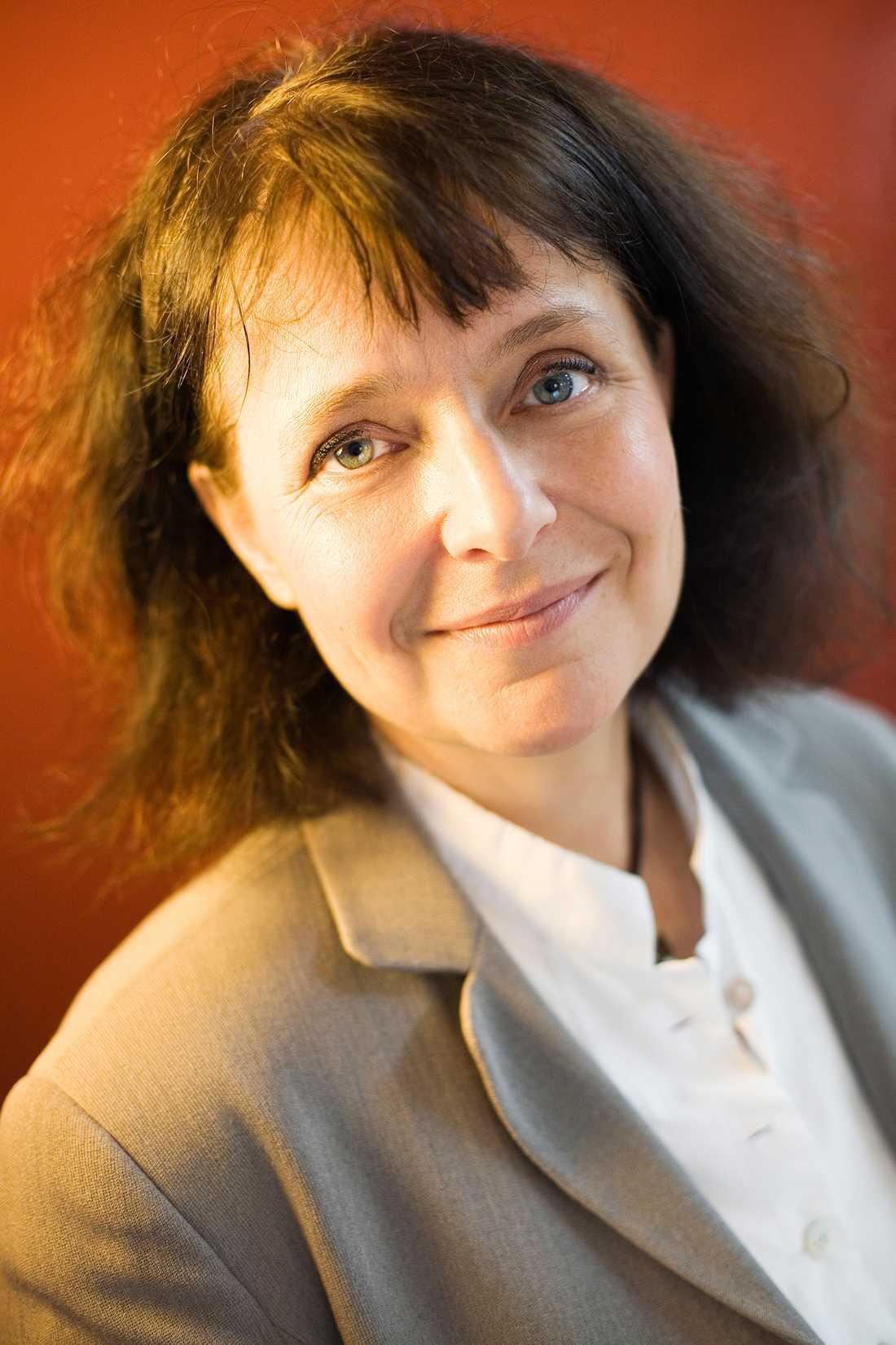 Clara Hellner Gumpert, forskare Karolinska Institutet.