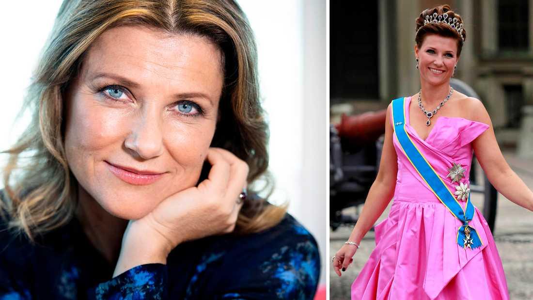 """Prinsessan Märtha Louise föredrar att leva så """"normalt"""" som möjligt."""