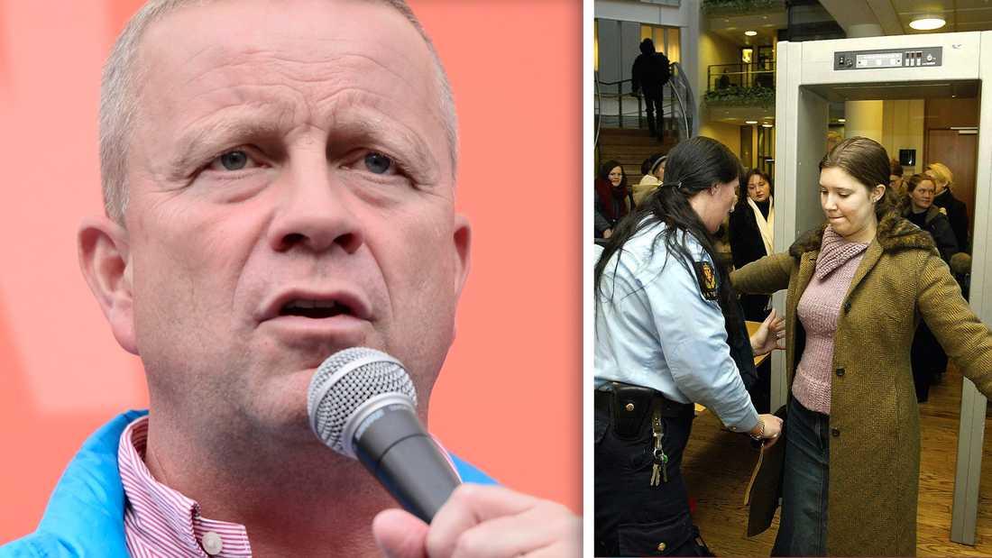 """""""Vi vill inte trissa upp stämningen såklart"""", säger Fredrik Ahlstedt, (M)."""