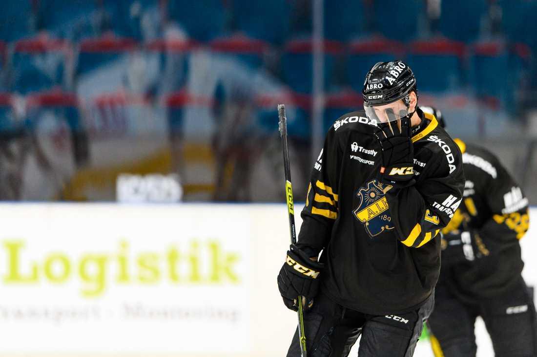 AIK förlorade mot Mora.