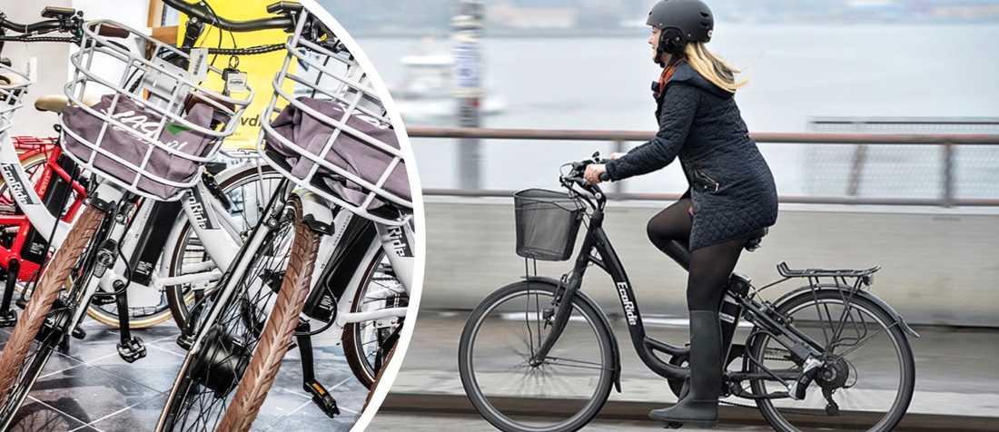 Över 50000 svenskar har ansökt om elcykelpremie. I går återstod bara 40 miljoner och inom en vecka kan pengarna vara slut, enligt Naturvårdsverket bidragsenhet.