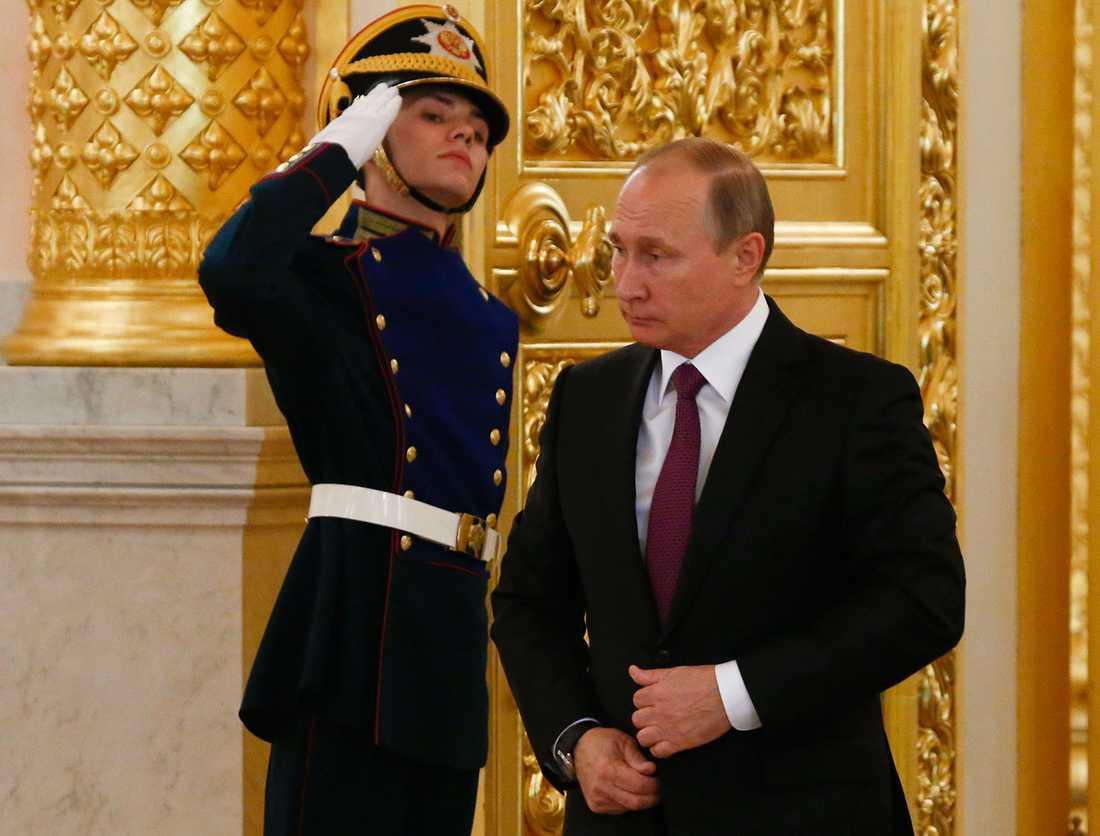 Underrättelsekällor i USA uppger att Rysslands president Vladimir Putin personligen var inblandad i att påverka det amerikanska presidentvalet.