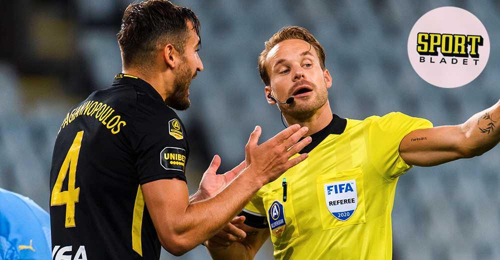 MFF nollat – trots AIK:s två (!) röda