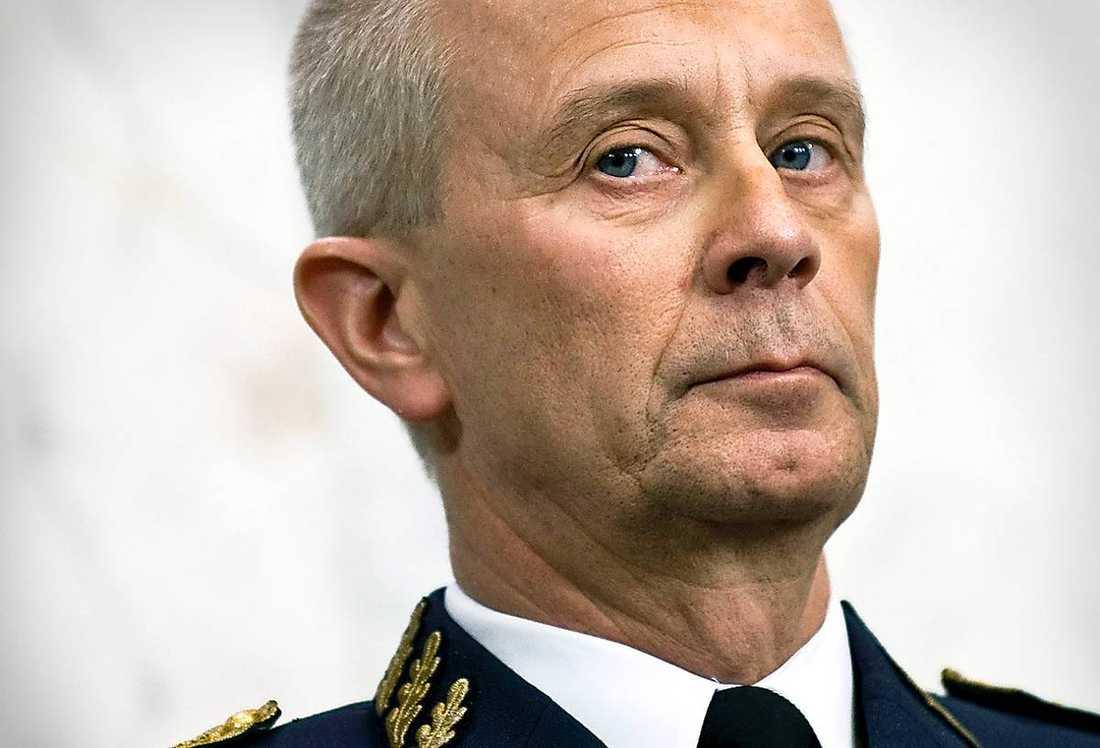 Sverker Göransson, ÖB.
