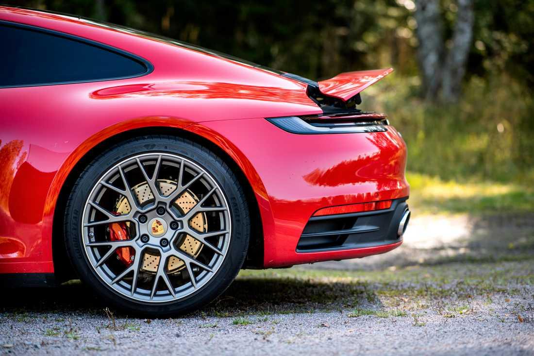 Porsche 911 Carrera. Bilden har ingen koppling till artikeln.