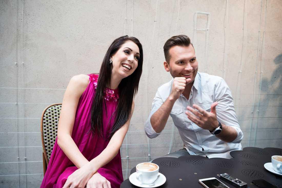 Laura och Koit Toome tävlar för Estland i Eurovision song contest 2017