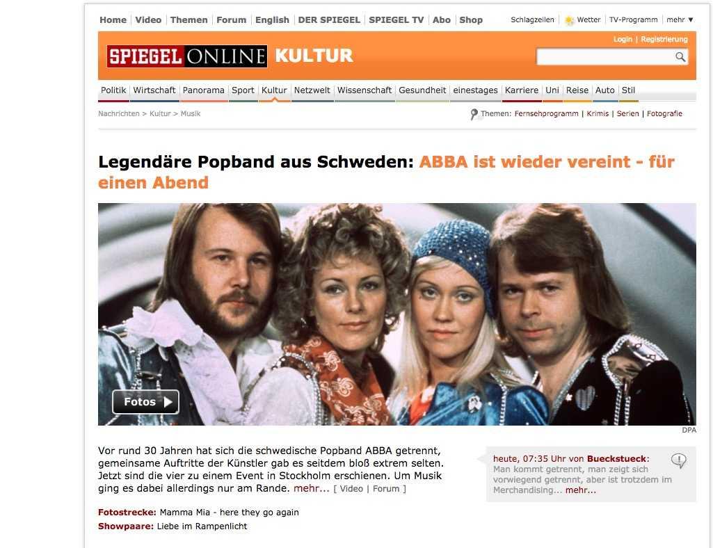 Tyska Spiegel.