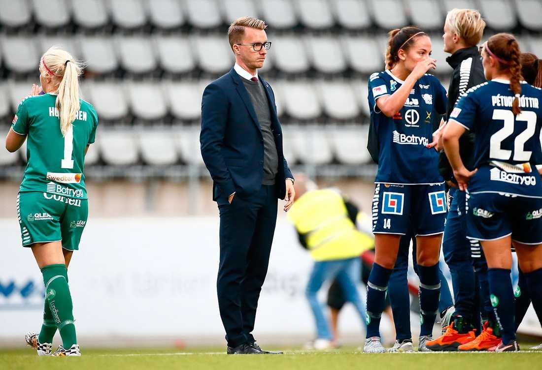 Olof Unogård får nya arbetsuppgifter.