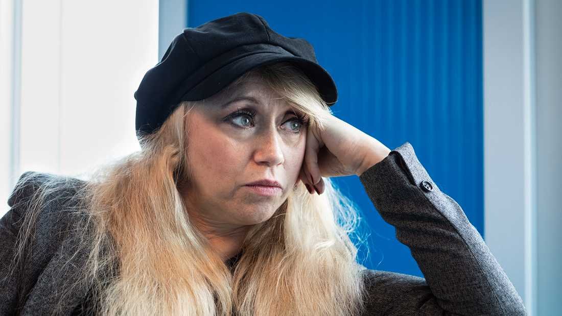 """""""Det är otroligt ledsamt för det är så viktigt"""", säger Nanne Grönvall."""
