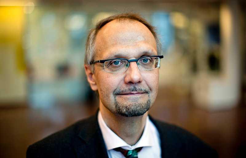 Ulf Bjereld, statsvetaren.