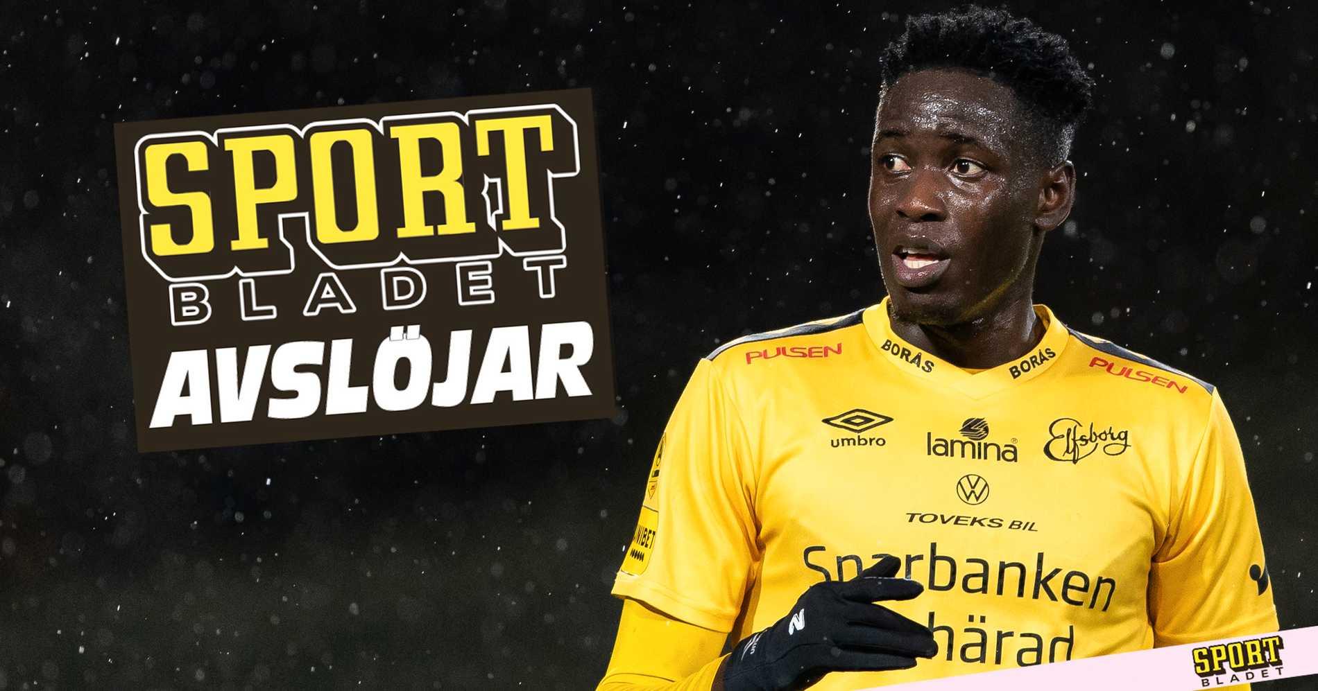 AVSLÖJAR: Elfsborg förlänger med mittbacksstjärnan