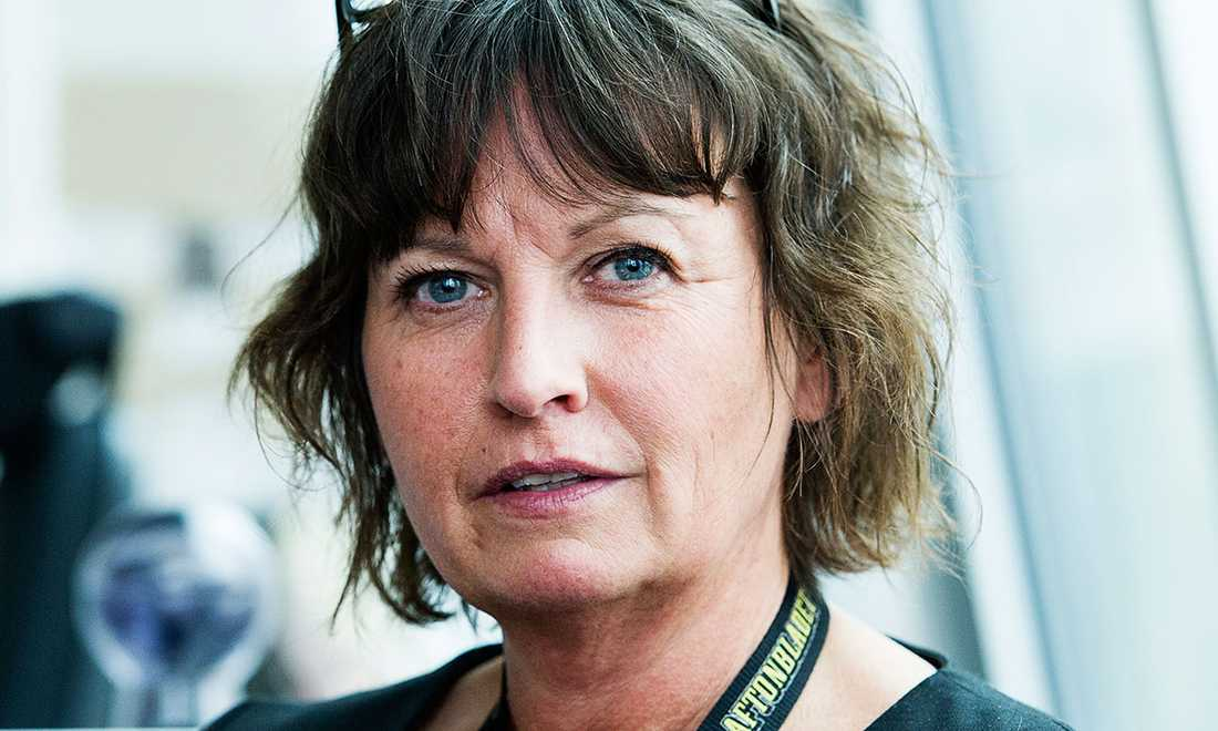 Sofia Olsson Olsén, publisher på Aftonbladet.