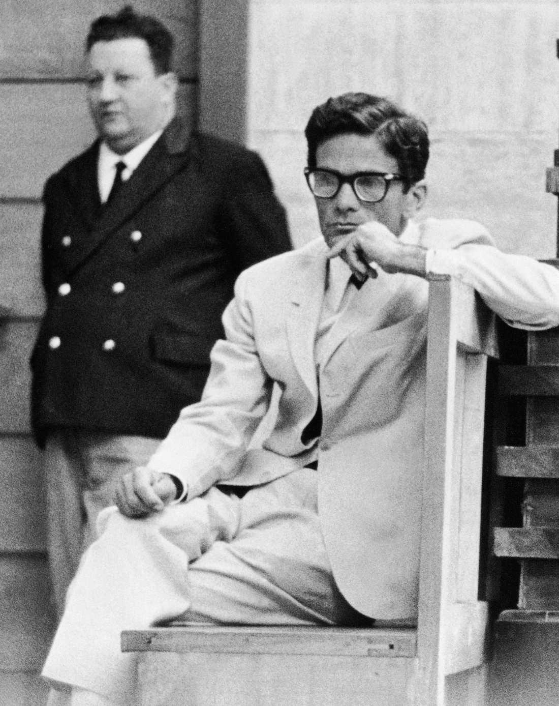 Pier Paolo Pasolini (1922–1975).
