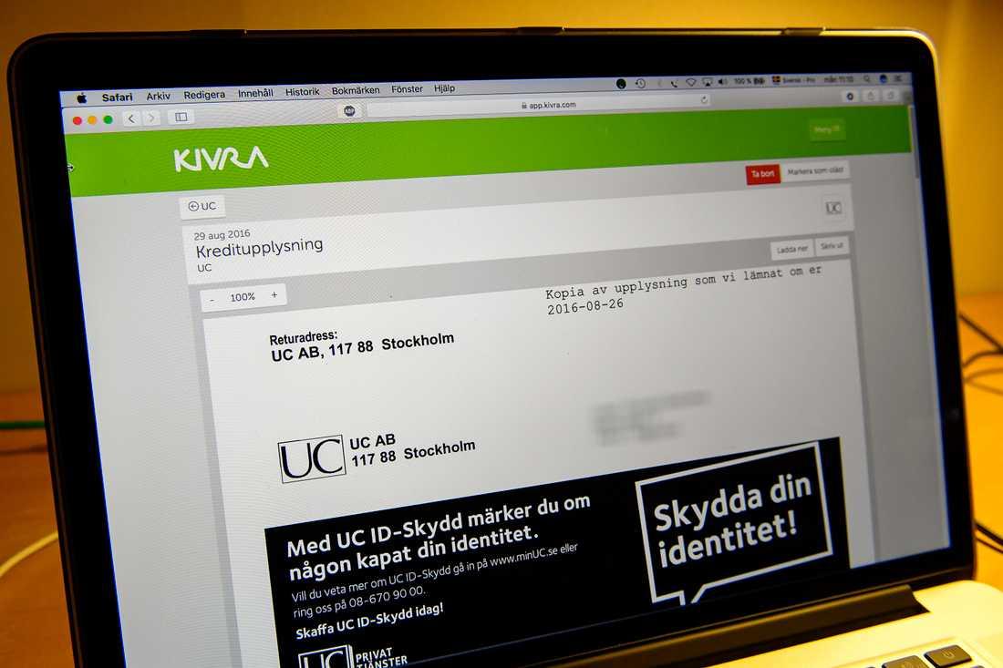 I en digital brevlåda kan du ta emot post digitalt från myndigheter och företag i stället för att få papper hem.