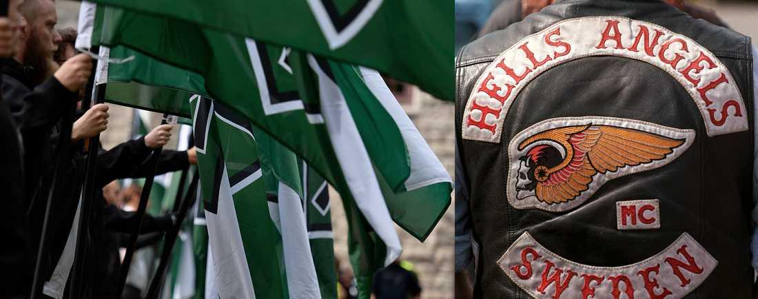 Nationalistiska och högerextrema rörelser samt MC-gänget Hells Angels är exempel på svensk klankultur.